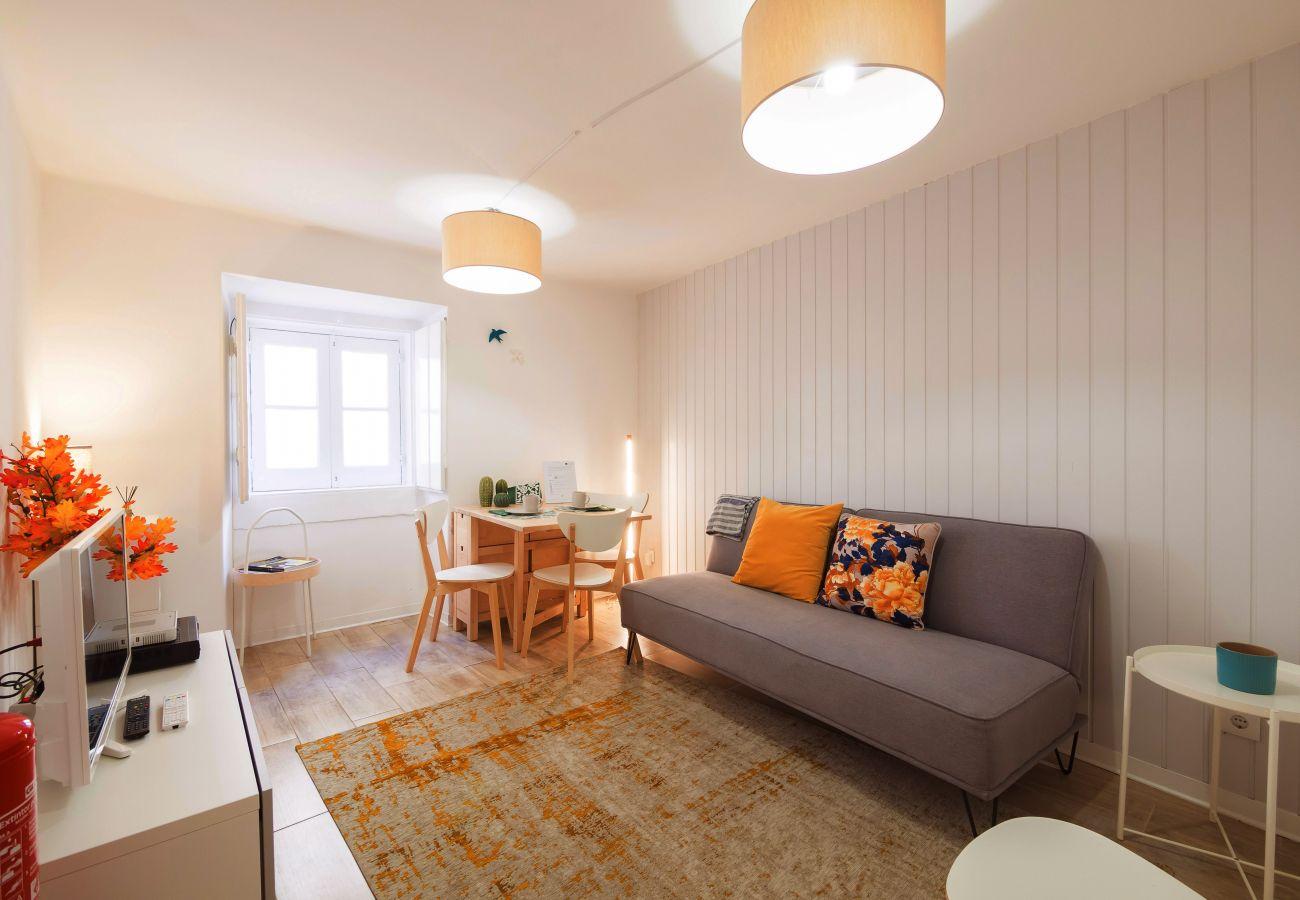 Apartment in Lisbon - Nomad's Lisbon Castello Flats 1st Floor