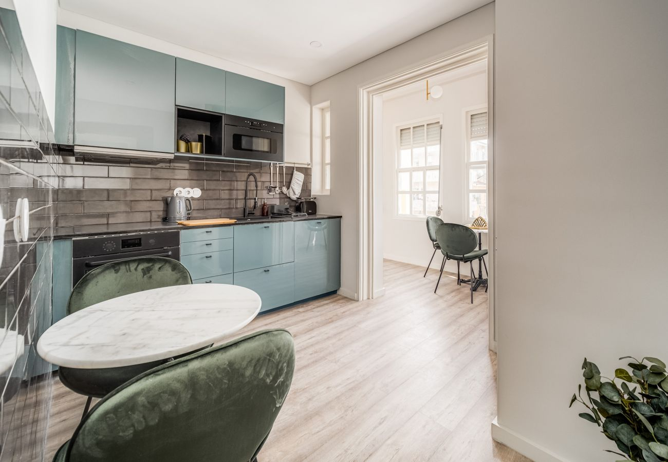 Apartment in Porto - Nomad's By Sta Catarina Flats - 2nd Floor