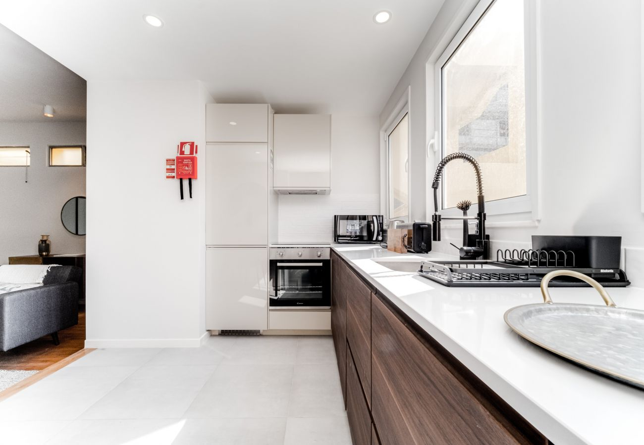 Apartment in Porto - Nomad's By Sta Catarina Flats - 1st Floor