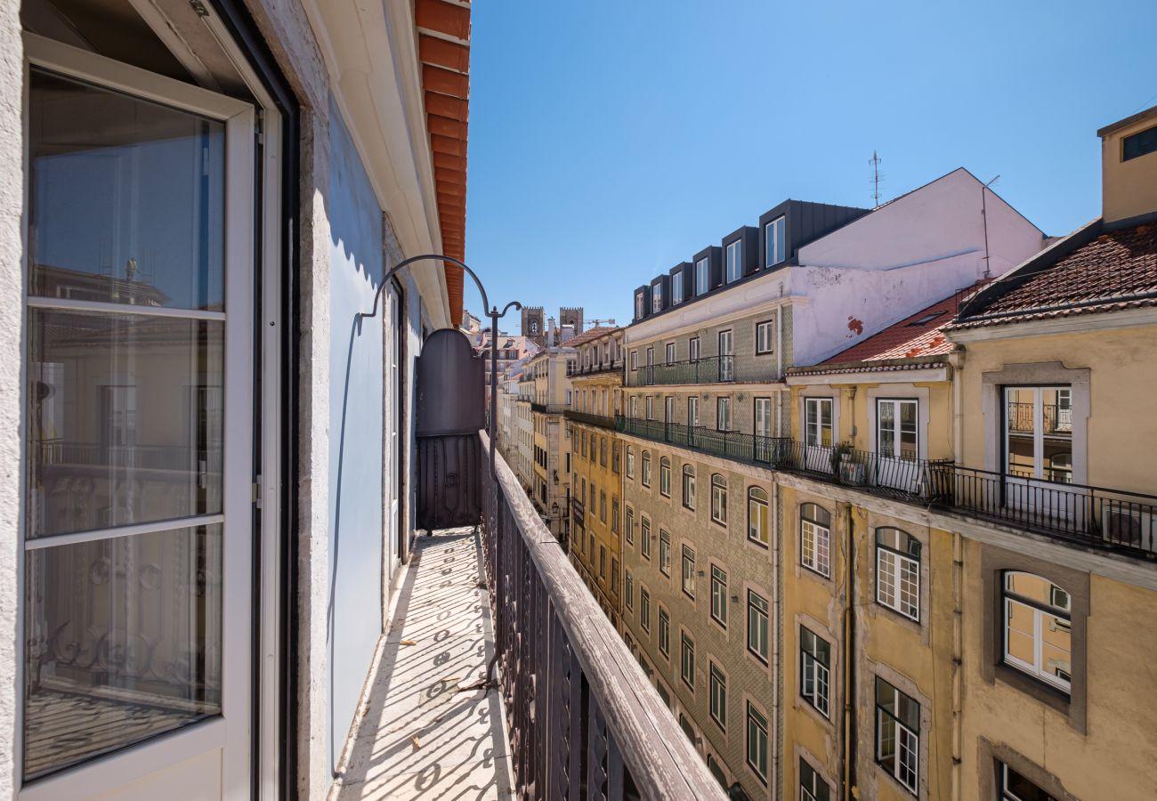 Apartment in Lisbon - Nomad's St. Julien Downtown Lisbon